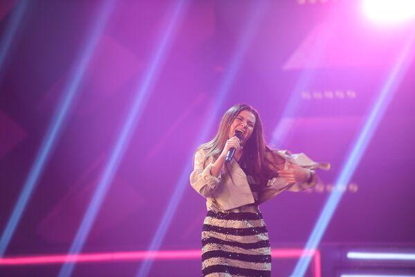 Даша Чернова на сцене Ты супер! Суперсезон - Sputnik Беларусь