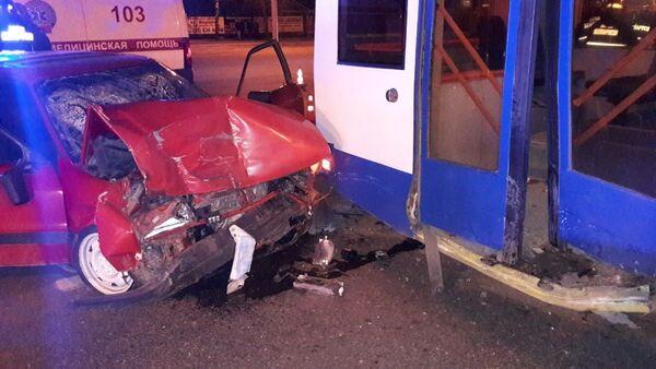Последствия аварии в Витебске - Sputnik Беларусь