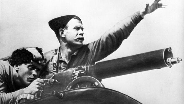 Кадр з фільма Чапаеў (1934 г.) - Sputnik Беларусь
