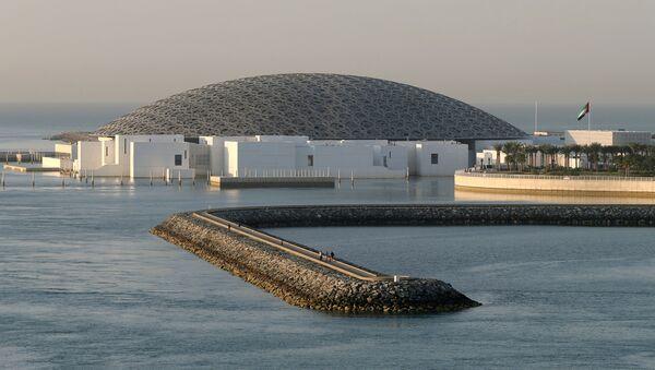 Филиал Лувра в Абу-Даби - Sputnik Беларусь