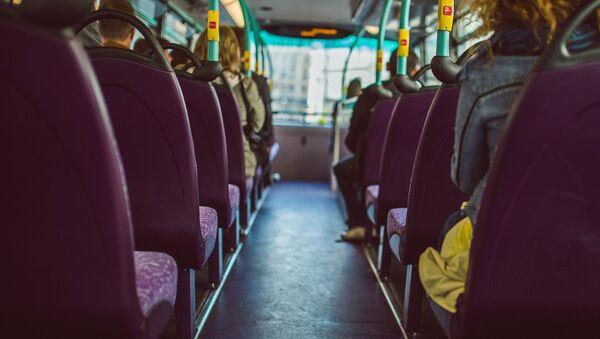 Автобус, архивное фото - Sputnik Беларусь