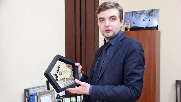 Павел Сапоцька - Sputnik Беларусь