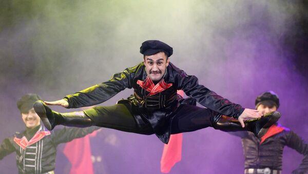 Грузінскі балет LELO  - Sputnik Беларусь
