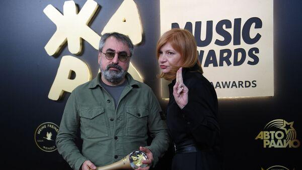 Александр и Ирина Толмацкие (родители певца Децла) - Sputnik Беларусь