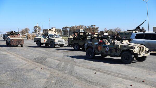 Военные в Ливии - Sputnik Беларусь