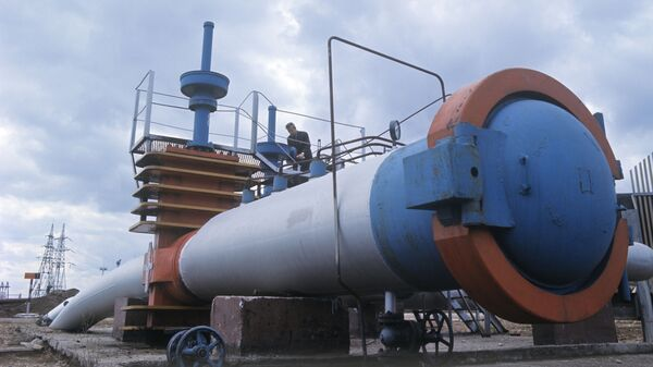 Нафтаправод Дружба - Sputnik Беларусь