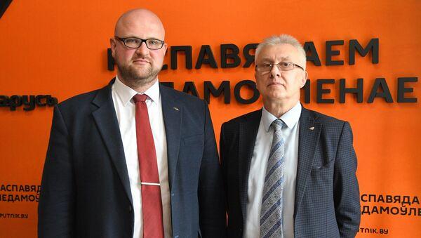 МТЗ о чудо-тракторе, которым заинтересовался Лукашенко - Sputnik Беларусь