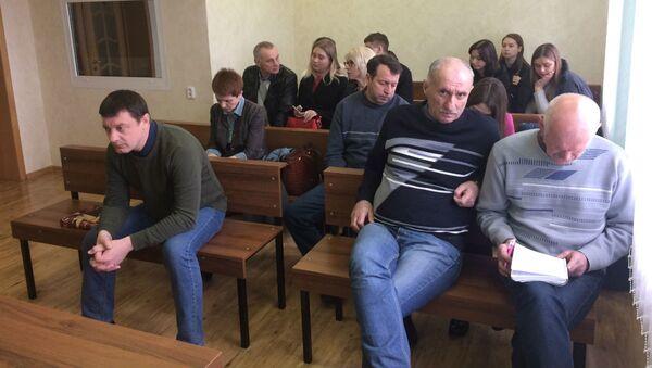 Судебные прения по делу о взрыве на сахарном заводе прошли в суде Гродненского района - Sputnik Беларусь