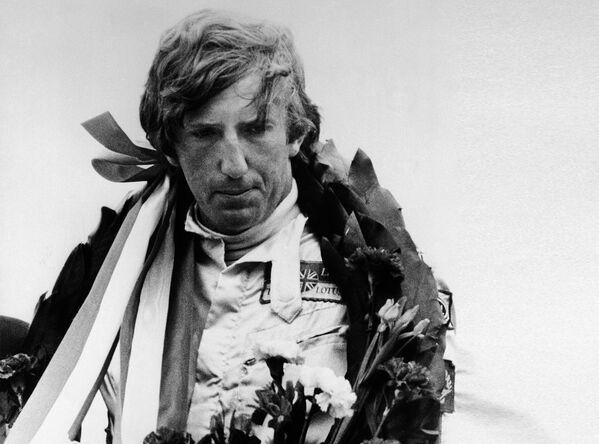Австриец Йохен Риндт погиб за несколько гонок до завершения сезона-1970, и никто из ближайших соперников в итоге не смог набрать больше очков, чем он.  - Sputnik Беларусь