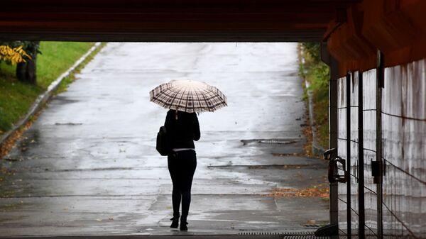 Дождь, архивное фото - Sputnik Беларусь