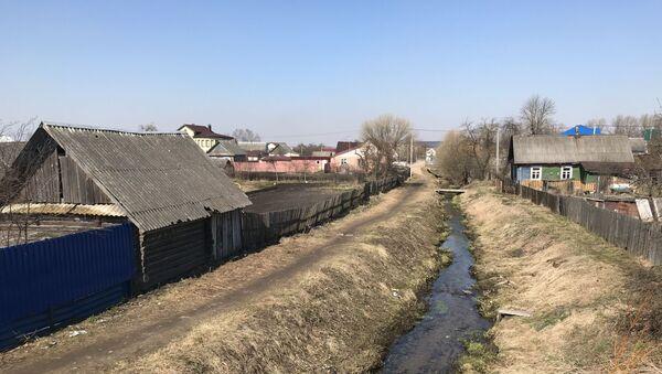 На окраинах Смолевичи пока больше напоминают деревню - Sputnik Беларусь