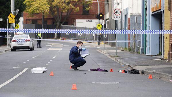 В воскресенье в пригороде австралийского Мельбурна возле ночного клуба Love Machine произошла стрельба - Sputnik Беларусь