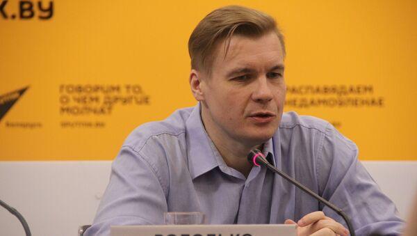 Спецыяліст па фобіям Арсеній Валадзько  - Sputnik Беларусь