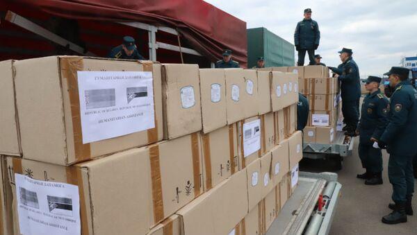 Беларусь окажет гуманитарную помощь Мозамбику и Зимбабве - Sputnik Беларусь