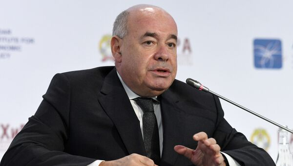 Міхаіл Швыдкой - Sputnik Беларусь