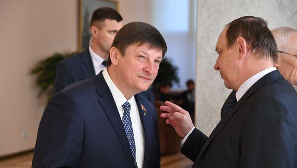 Председатель парламентской комиссии по образованию Игорь Марзалюк - Sputnik Беларусь