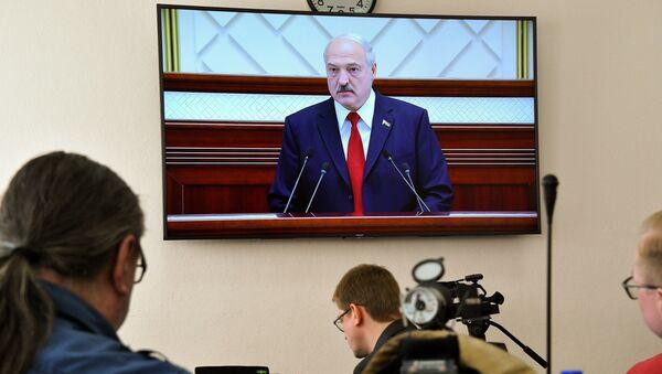 Ежегодное послание Лукашенко народу и парламенту - Sputnik Беларусь