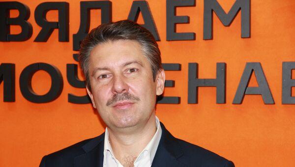 Хоміч аб II Еўрапейскіх гульнях: будзе шмат актыўнасці з IT-тэхналогіямі - Sputnik Беларусь