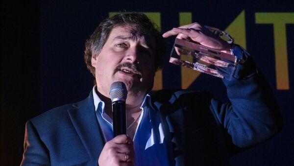 Писатель Дмитрий Быков - Sputnik Беларусь