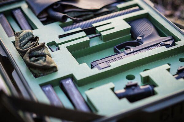 Пистолет Удав допущен к серийному производству - Sputnik Беларусь