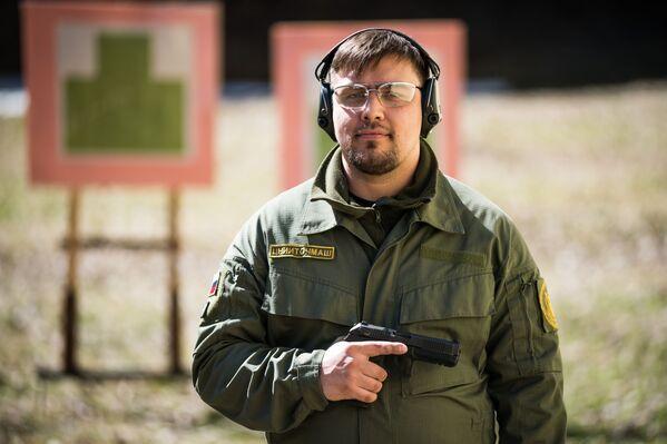 Конструктор пистолета Удав Иван Козлов - Sputnik Беларусь