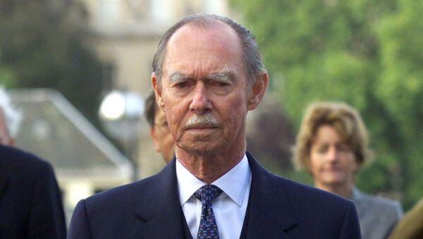 Великий герцог Жан - Sputnik Беларусь