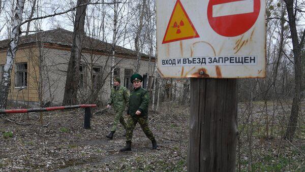 Памежнікі патрулююць зону адчужэння ў Нараўлянскім раёне - Sputnik Беларусь