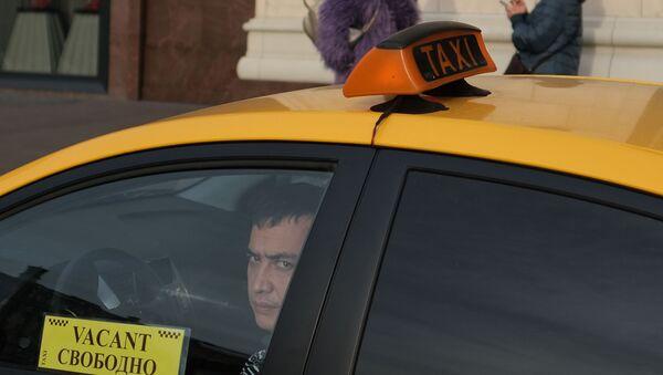 Водитель такси  - Sputnik Беларусь