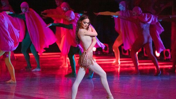 Балет Кармен-сюита на сцене Большого театра Беларуси - Sputnik Беларусь