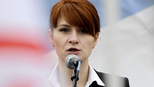 Россиянка Мария Бутина - Sputnik Беларусь