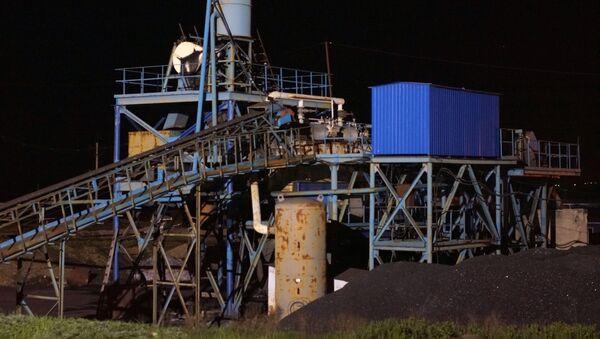 Взрыв произошел на шахте Схидкарбон в Луганской области - Sputnik Беларусь