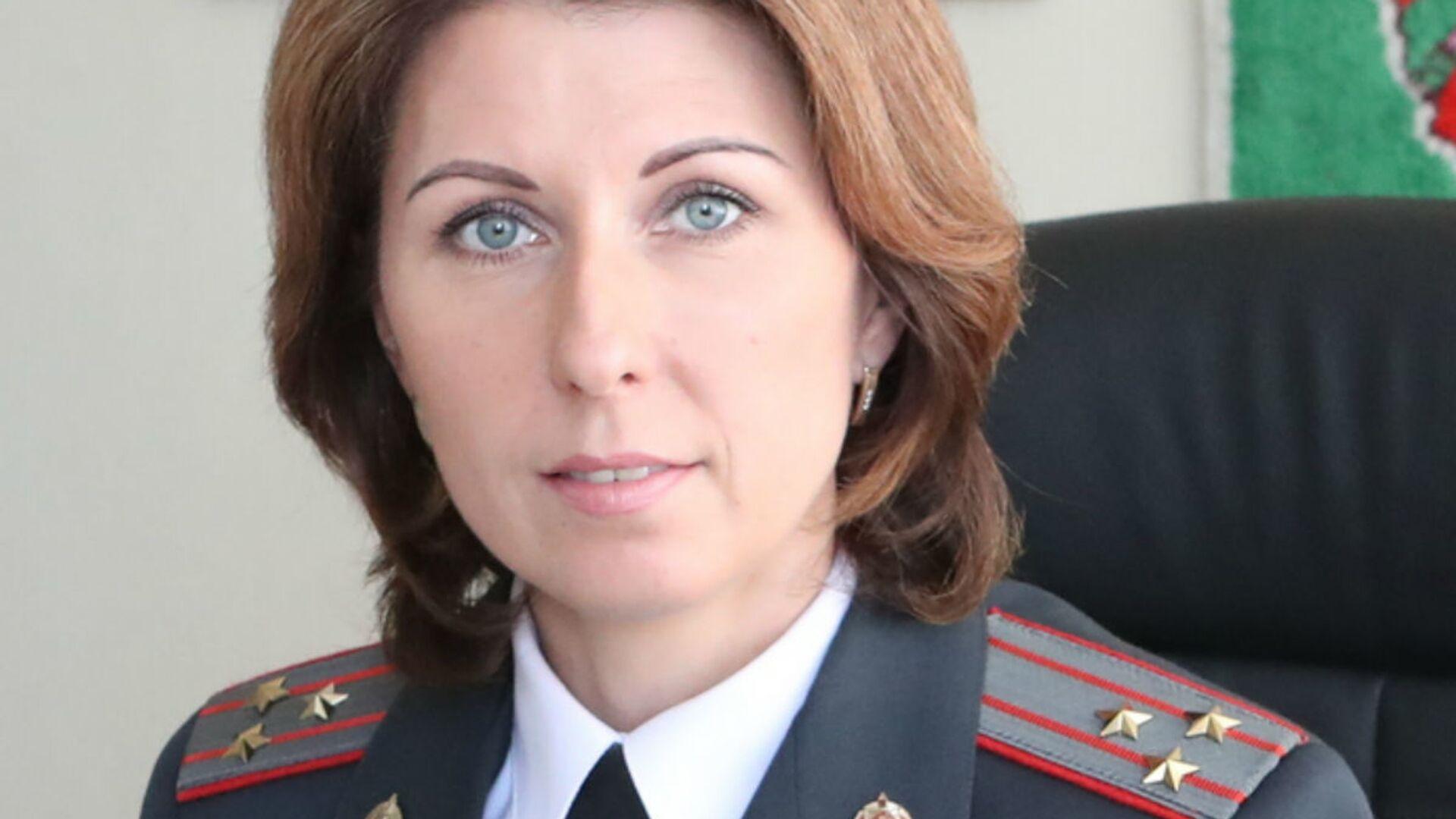 Ольга Чемоданова - Sputnik Беларусь, 1920, 04.10.2021