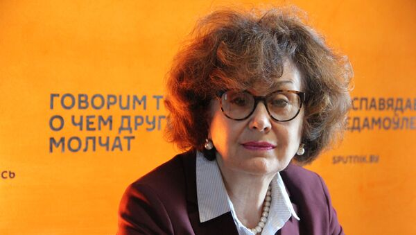 Доктор экономических наук Ирина Новикова - Sputnik Беларусь