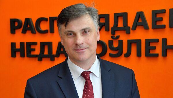 Намеснік міністра інфармацыі Беларусі Павел Лёгкі - Sputnik Беларусь