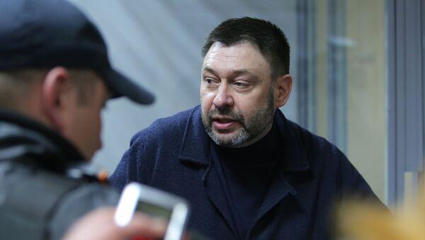 Кірыл Вышынскі - Sputnik Беларусь