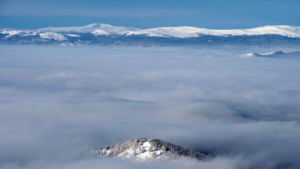 Горы в Республике Алтай - Sputnik Беларусь
