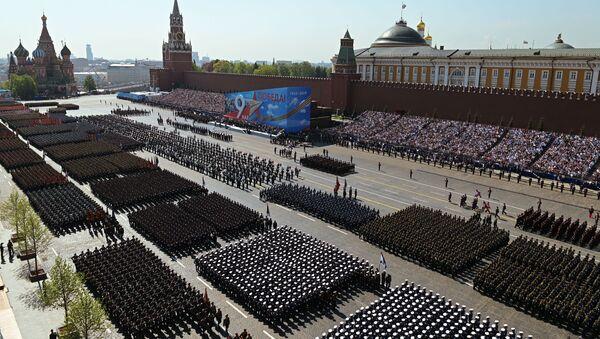 Масква абновіць запрашэнні на парад Перамогі кіраўнікам краін СНД - Sputnik Беларусь