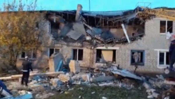 Взрыв газа в жилом доме Ростовской области - Sputnik Беларусь