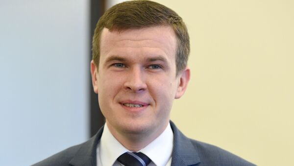 Министр спорта и туризма Польши Витольд Банька - Sputnik Беларусь