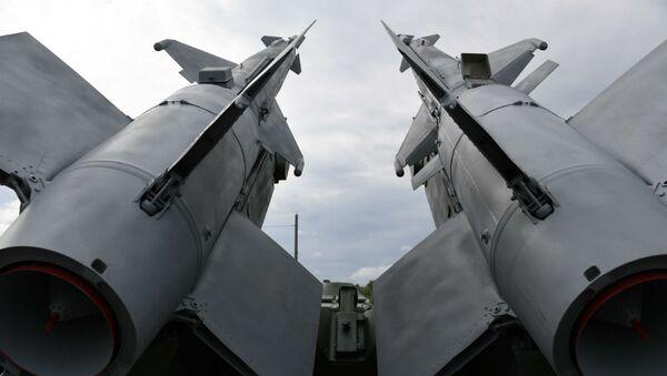 Экспонат военной выставки MILEX, архивное фото - Sputnik Беларусь