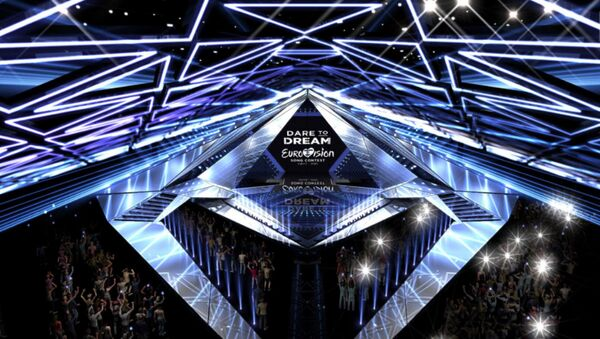 Сцена Евровидения-2019 - Sputnik Беларусь