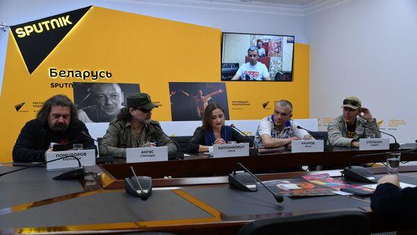 Neuro Dubel адзначыць дзень нараджэння Кулінковіча традыцыйным канцэртам - Sputnik Беларусь