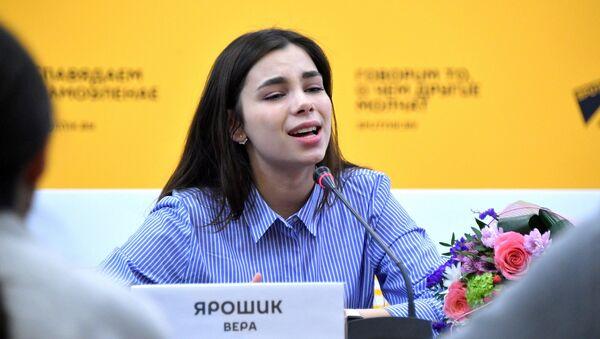 Вера Ярошик поет - Sputnik Беларусь