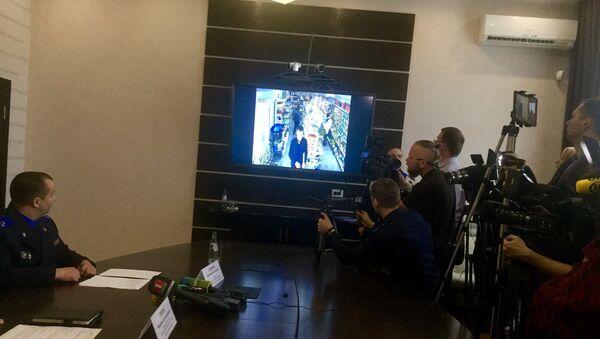 На брифинге в Следственном комитете Беларуси - Sputnik Беларусь