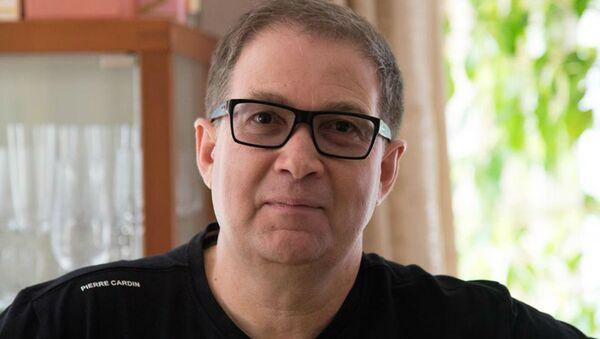 Израильский журналист Павел Маргулян - Sputnik Беларусь