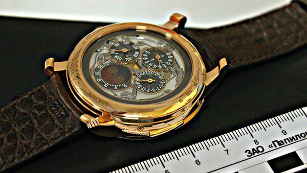 Изъятые часы - Sputnik Беларусь
