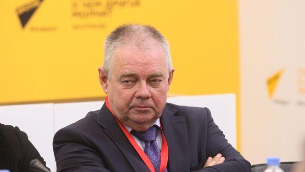 Гендиректор радиостанции Говорит Москва Владимир Мамонтов - Sputnik Беларусь