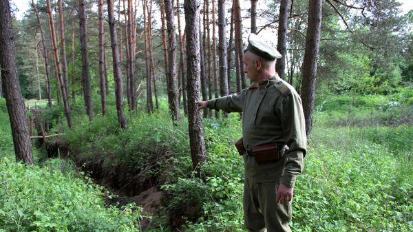 Арганізатар Смаргоні франтавой Ігар Паўлаў - Sputnik Беларусь
