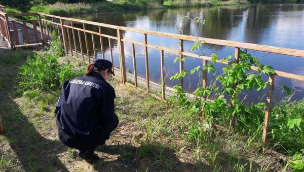 В Климовичском районе утонули трое несовершеннолетних  - Sputnik Беларусь