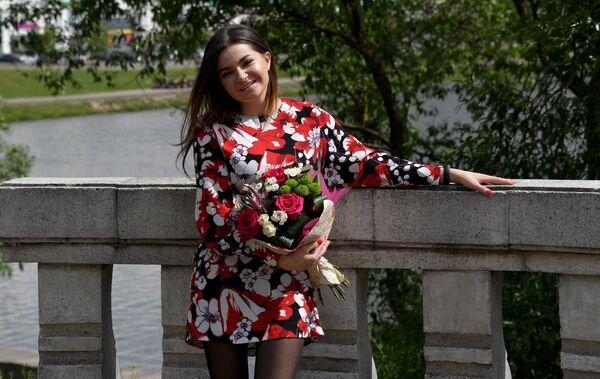 Даша Чернова в Минске - Sputnik Беларусь